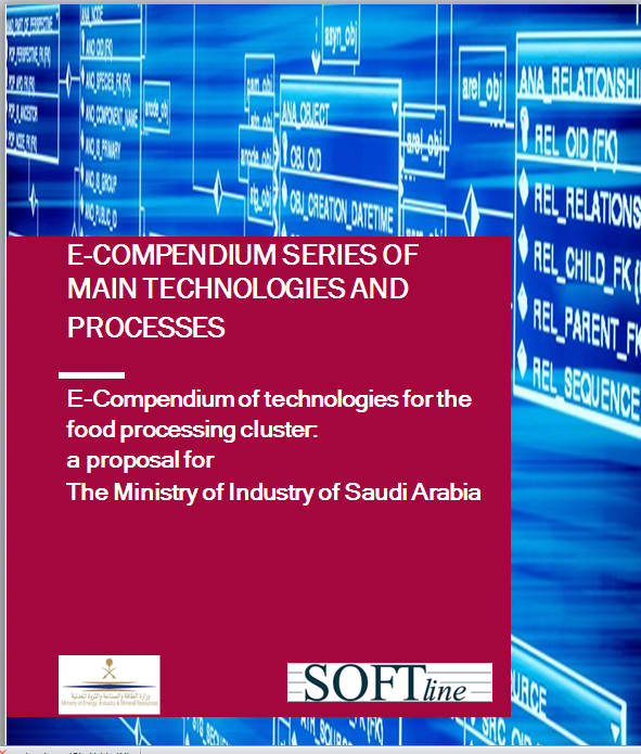 SOFTLINE PRESENTA UNA PIATTAFORMA DIGITALE PER LE TECNOLOGIE FOOD PROCESSING & PACKAGING IN ARABIA SAUDITA