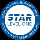 Badge STAR level 1