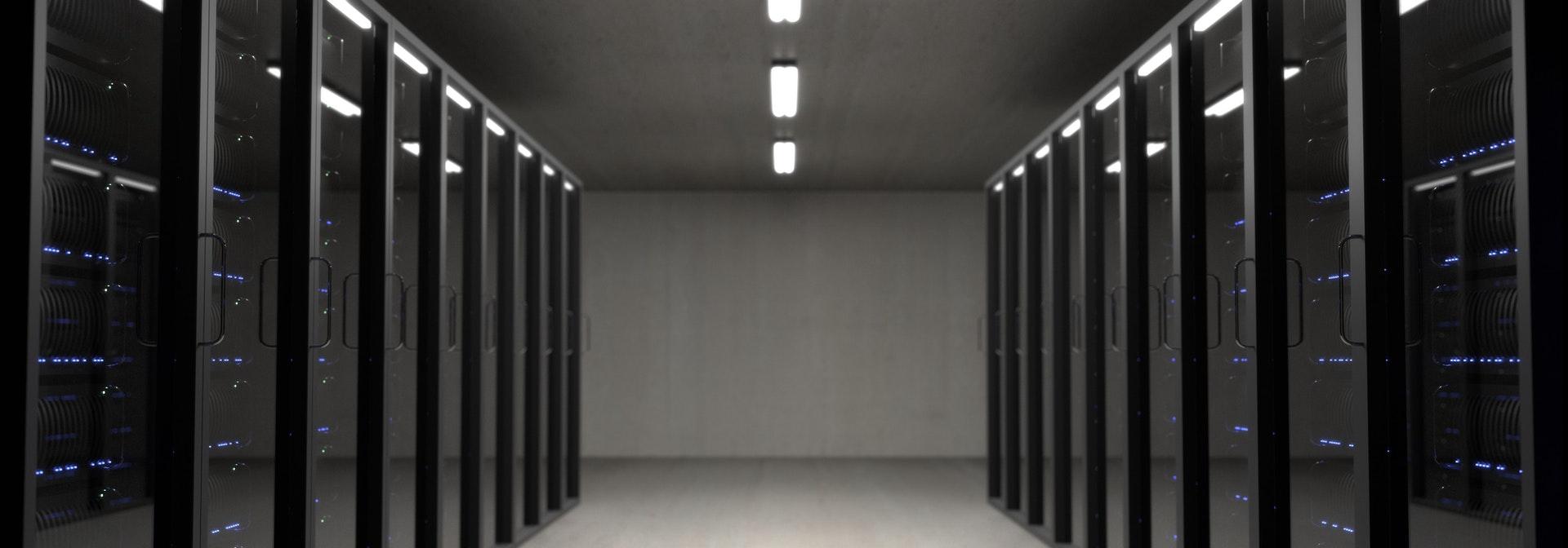 Softline: sala server