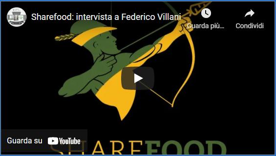 Progetto Sharefood: intervista a Federico Villani